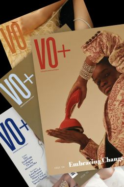 VO+ BIENNIAL SUBSCRIPTION (8 issues)